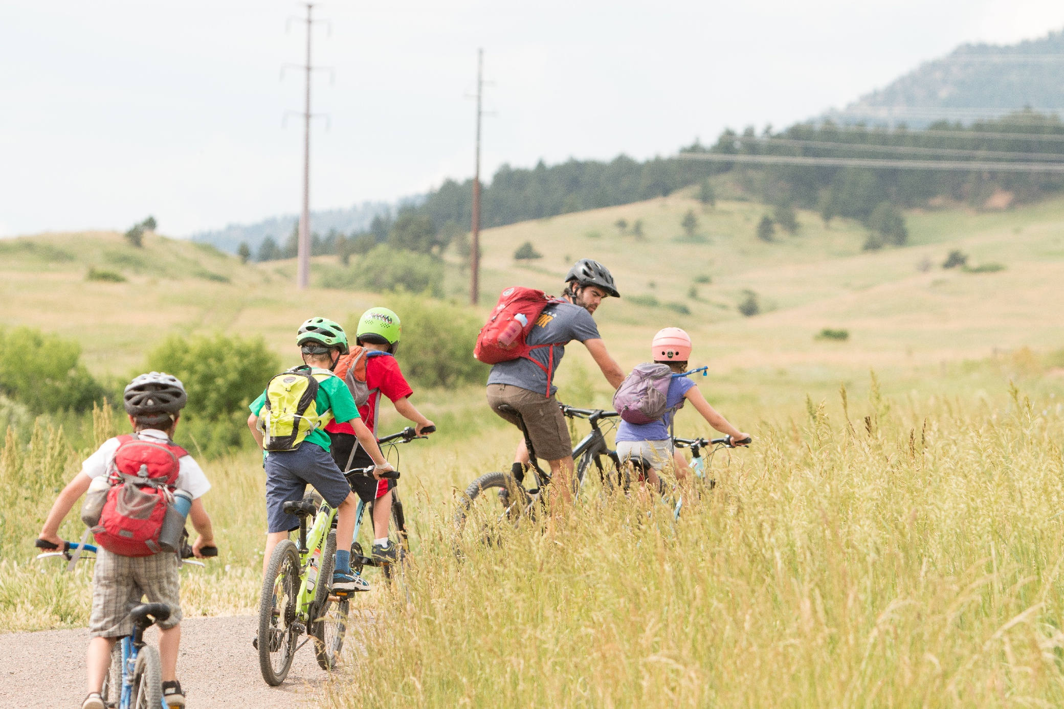 summer-camp-biking