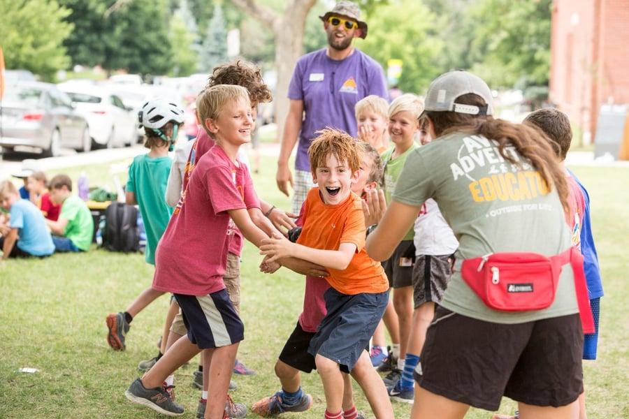 inclusivity summer camp