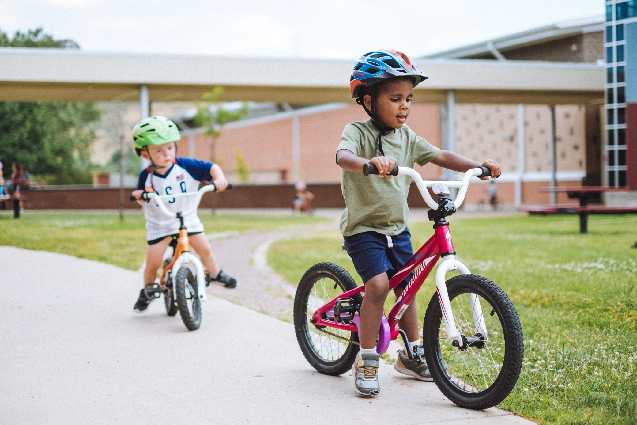 how to teach your kids to ride a bike